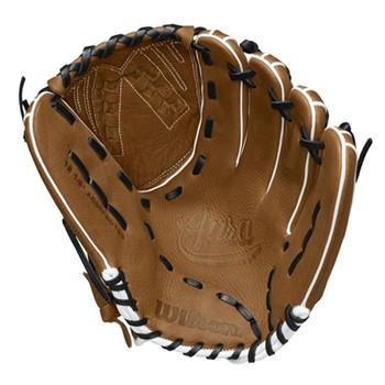 "Wilson Aura 20 12.5"" Outfield Fastpitch Softball Glove - RH Throw"
