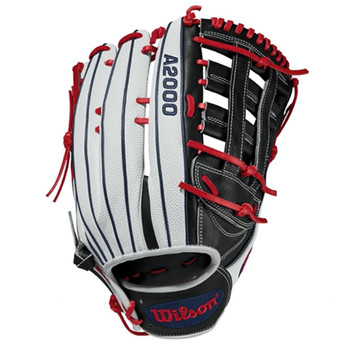 """Wilson A2000 135SS 13.5"""" All Positions Slowpitch Softball Glove"""
