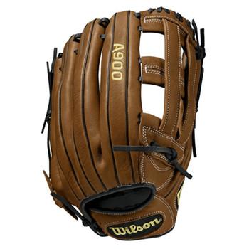 "Wilson A900 20 14"" All Positions Slowpitch Softball Glove - RH Throw"