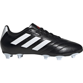 Adidas Goletto VII FG Junior Soccer Cleats EE4485 - Black, White, Red