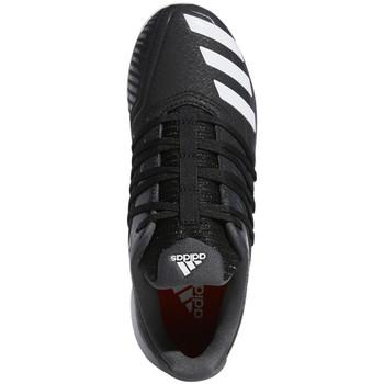 Adidas Afterburner 6 MD Adult Baseball Cleats DB3106 - Black, White, Carbon