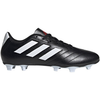 Adidas Goletto VII FG Adult Soccer Cleats EE4481 - Black, White, Red