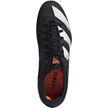 Adidas Sprintstar Adult Track & Field Shoes EG1199 - Black, White, Coral