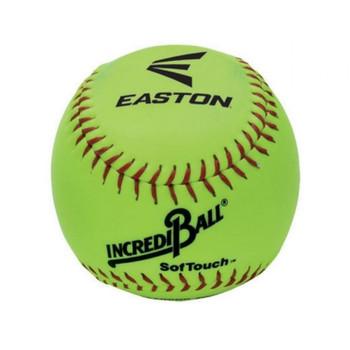 """Easton IncrediBall 11"""" Training Softball - Neon"""