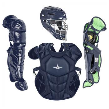 AllStar System 7 Axis Youth Baseball Catcher's Kit