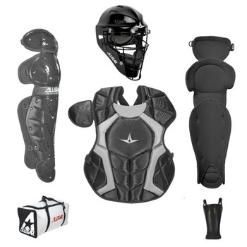 AllStar Player's Series Youth Baseball Catcher's Kit - Ages 7-9