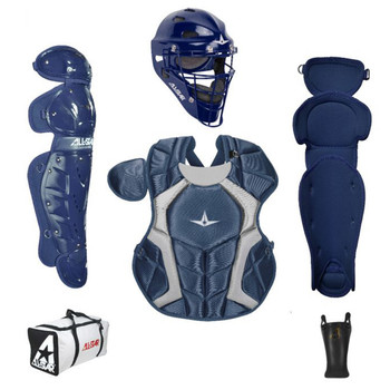 AllStar Player's Series Youth Baseball Catcher's Kit - Ages 9-12