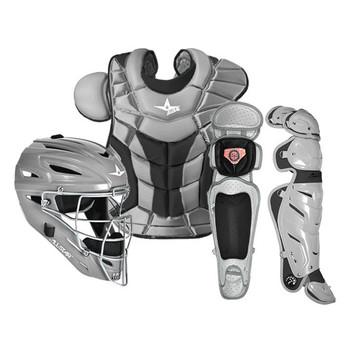 AllStar System 7 Pro Senior Baseball Catcher's Kit