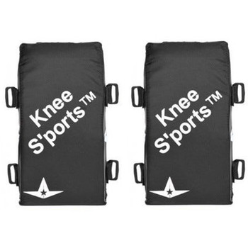 AllStar S'Ports Senior Baseball Catcher's Knee Guard - Various Colors