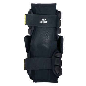 Brine Clutch Senior Lacrosse Arm Pads - Black