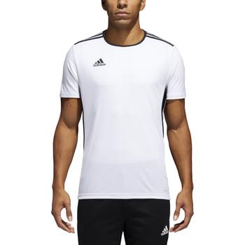 Adidas Entrada Adult Soccer Jersey CD8438 - White, Black