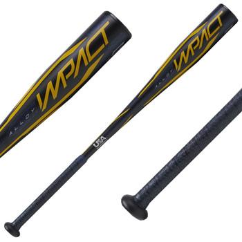 Rawlings Impact USZI9 -9 USA Baseball Bat