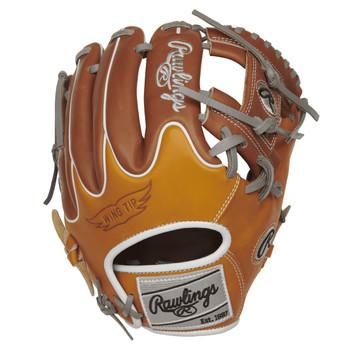 "Rawlings Heart of the Hide R2G 11.5"" PROR204W-2T Baseball Glove - RH Throw"