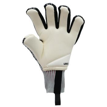 Adidas Predator Pro FS PC Soccer Goalkeeper Gloves DY2635 - Silver, Black, Red