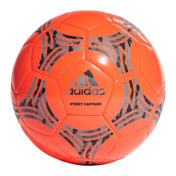Adidas Tango Street Capitano Soccer Ball DY2571 - Semi Red, Black