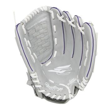 "Rawlings Sure Catch SCSB12PU 12"" Youth Fastpitch Softball Glove"
