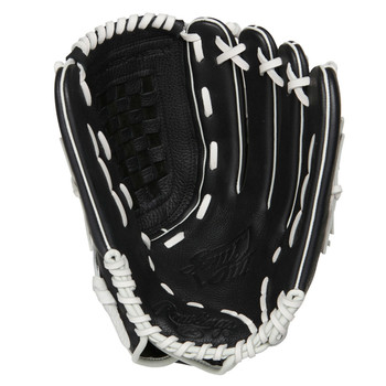 """Rawlings Shut Out RSO130BW 13"""" Fastpitch Softball Glove"""