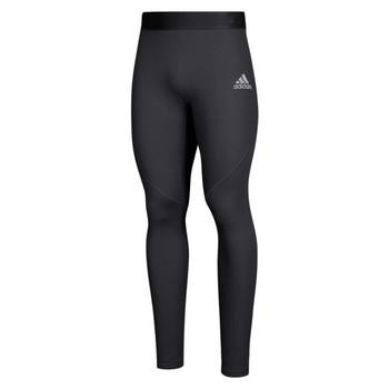Adidas Alphaskin Sprint Men's Long Tights Black