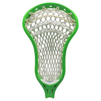 Brine Clutch X Strung Lacrosse Head - Neon Green