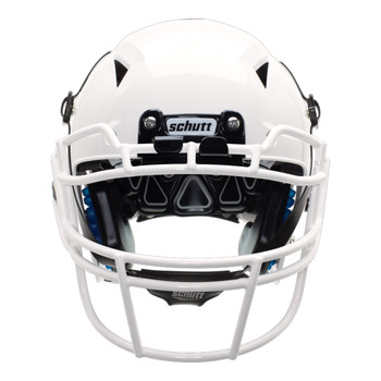 Schutt Vengeance A11 ROPO-TRAD Youth Football Helmet - White