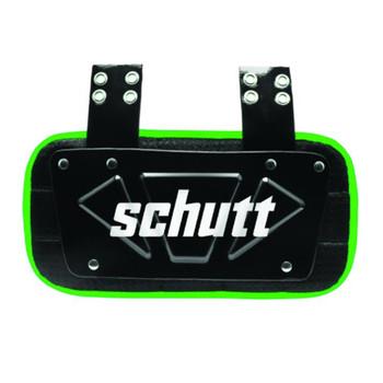 Schutt Football Youth Neon Back Plate