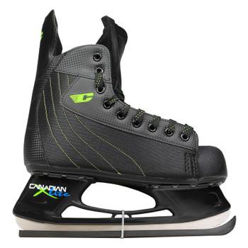 Canadian X-Lite Senior Recreational Ice Hockey Skates