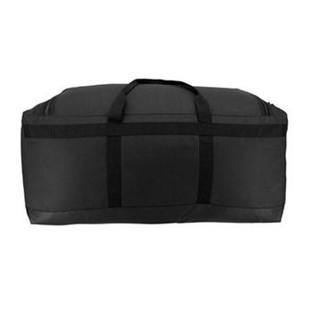 Adidas Locker Room Baseball Duffel Bag - Black