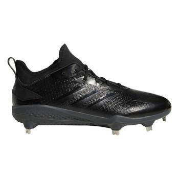 Adidas Adizero Afterburner V Dipped Men's Baseball Cleats AQ0085 - Carbon, Black