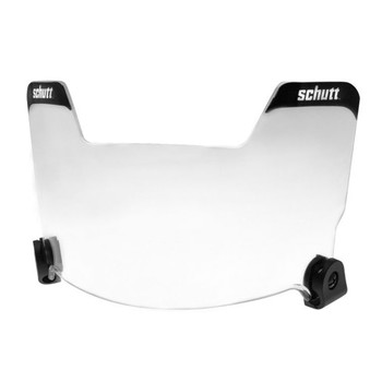 Schutt Optic Elite Football Visor - Clear