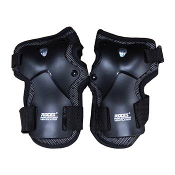 Roces Ventilated Wrist Guards - Black