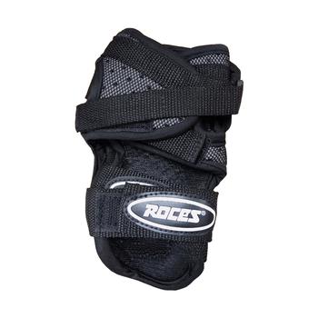 Roces Ventilated Wrist Guards - Black (Back)