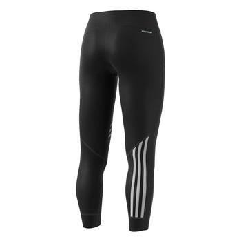 Adidas Run It Women's Running Tights ED9305 - Black (Back View)