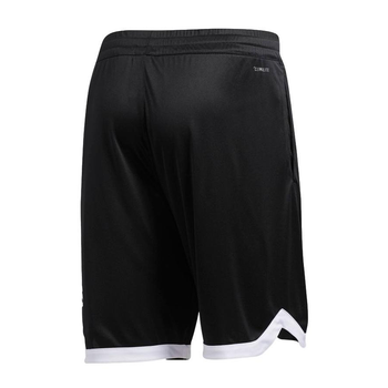Adidas Badge of Sport Shorts DP4768 - Black, White (Back)