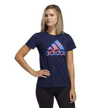 Adidas Unite Badge of Sport Grit Women's Tee FT8633