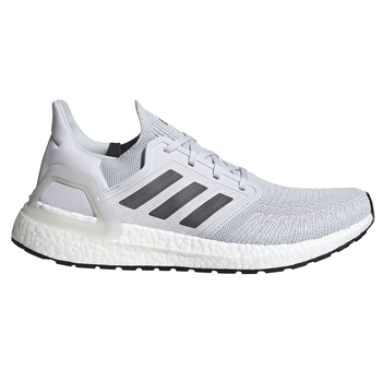 Adidas UltraBOOST 20 Men's Running Sneakers EG0694 - Grey, Red
