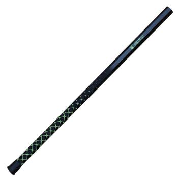 "Brine Swizzbeat Glow Limited Edition Lacrosse 30"" Attack Shaft - Black, Neon Glow"