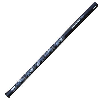 "Brine Swizzbeat HD Comp Lacrosse 30"" Attack Shaft - Black"