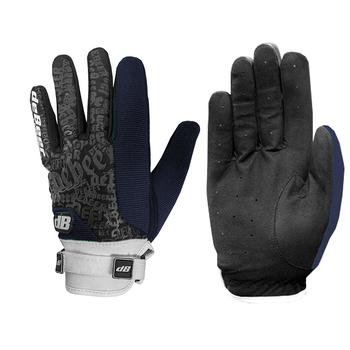 Debeer Fierce Women's Lacrosse / Field Hockey Gloves - Navy