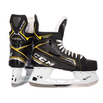 CCM Super Tacks 9380 Junior Ice Hockey Skates - D & EE Widths
