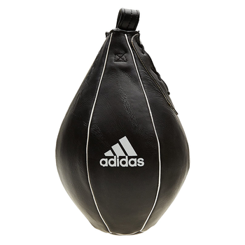 Adidas Precision Leather Boxing Speed Bag - Black