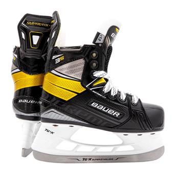 Bauer S20 Supreme 3S Youth Ice Hockey Skates