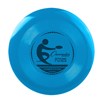 """Champion Competition Frisbee 9 3/4"""" 125 Gram Disc - Royal"""