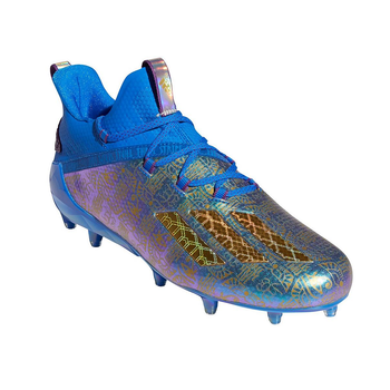 Adidas Adizero Young King EF7934 - Glory Blue, Gold Met, Glory Purple
