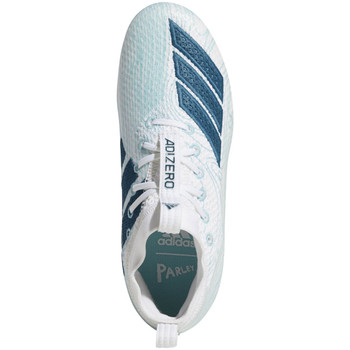 Adidas Adizero 8.0 J F35085 Football Cleats - Blue Spirit, Petrol Night, White