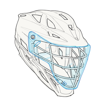 Cascade Face Shield 3 - Pack