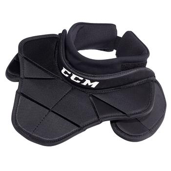 CCM 900 BNQ Hockey Goalie Throat Collar - Junior