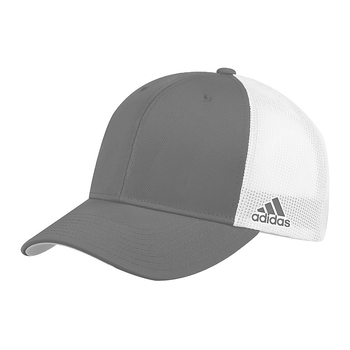 adidas Adjustable Trucker Mesh Cap - Onix