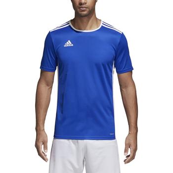 Adidas Entrada Adult Soccer Jersey CF1037 - Bold Blue