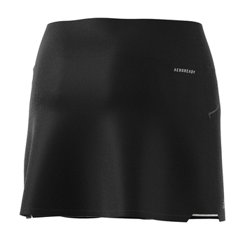 adidas Women's Club Skirt FK6989 - Black, Silver, White