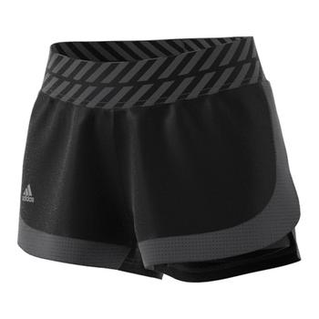 adidas Women's Tennis Match Short FT6388 - Black, Grey